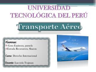 UNIVERSIDAD TECNOL GICA DEL PER