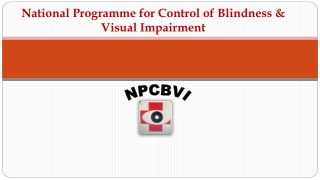Refractive Errors and management