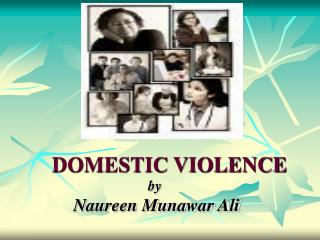 DOMESTIC VIOLENCE                                                                                  by