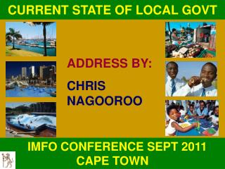 CURRENT STATE OF LOCAL GOVT