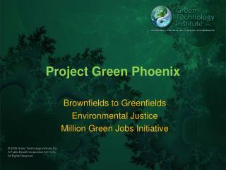 Project Green Phoenix