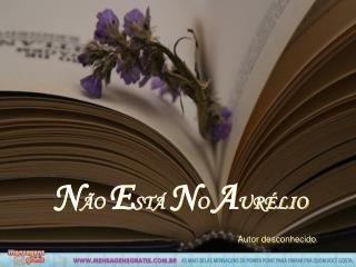 N O EST  NO AUR LIO