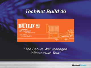 TechNet Build 06