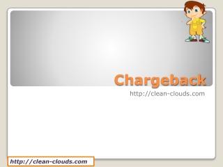 20.Chargeback