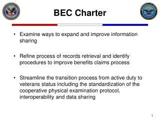 BEC Charter