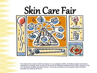 Skin Care Fair