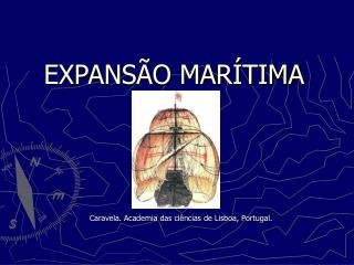 EXPANS O MAR TIMA