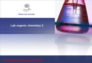 Lab organic chemistry 2
