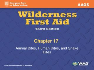 Animal Bites, Human Bites, and Snake Bites