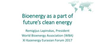 BioFuEl Biofuels and Bioelectricity