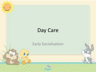 Quality of Child Care  Comprised Of: Phillips 1987