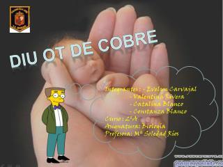DIU OT de Cobre