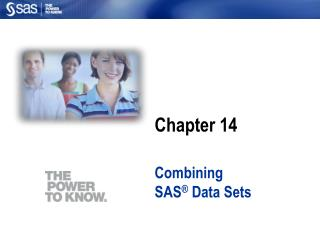 Combining  SAS  Data Sets
