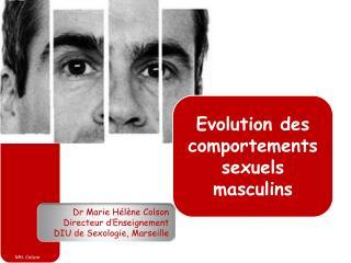 Dr Marie H l ne Colson Directeur d Enseignement DIU de Sexologie, Marseille
