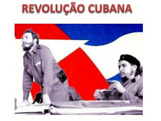 REVOLU  O CUBANA