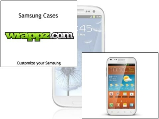 Quality Samsung Galaxy S Cases by Wrappz