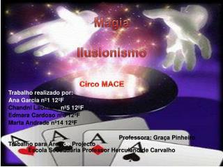 Magia  Ilusionismo