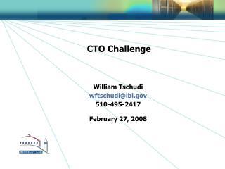 CTO Challenge