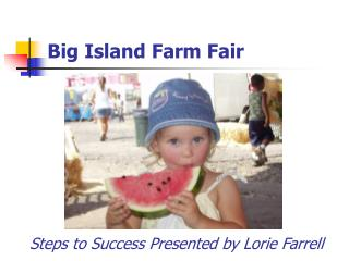 Big Island Farm Fair