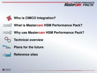 Who is CIMCO Integration