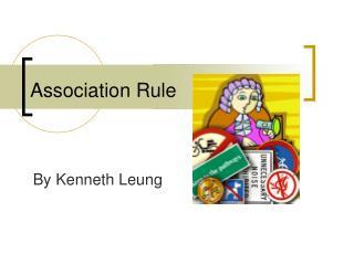 Association Rule