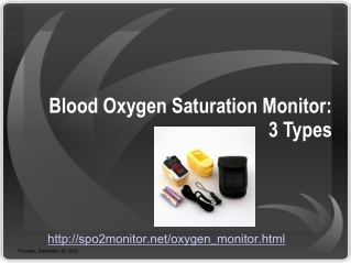 Blood Oxygen Monitor Types, From Integrated To Wrist