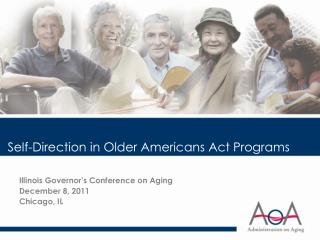 Self-Direction in Older Americans Act Programs