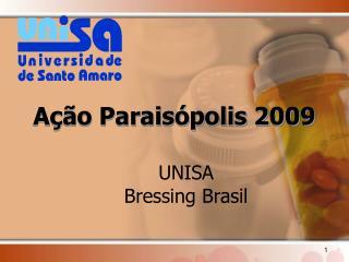 A  o Parais polis 2009