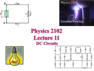 Physics 2102  Lecture 11