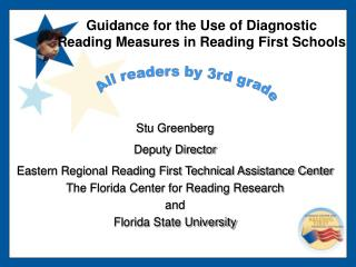 Guidance for the Use of Diagnostic  Reading Measures in Reading First Schools