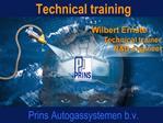 Prins Autogassystemen b.v.