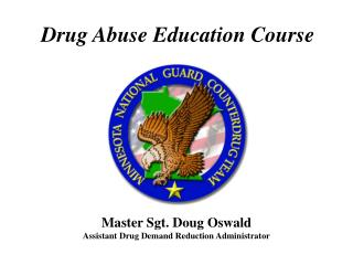 Drug Abuse Education Course