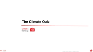 Climate Change What Do Climate Scientists Say
