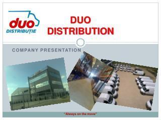 DUO DISTRIBUTION