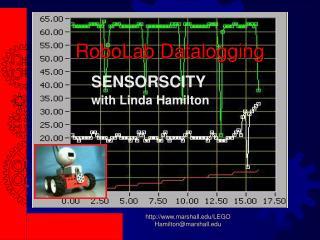 RoboLab Datalogging