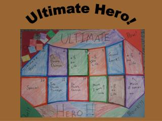 Ultimate Duel: The Ultimate Board Game