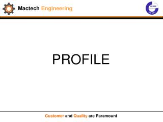 Mactech Engineering
