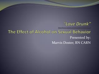 Love Drunk  youtube