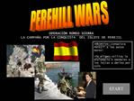 PEREHILL WARS