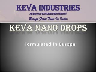 Keva Nano Drops