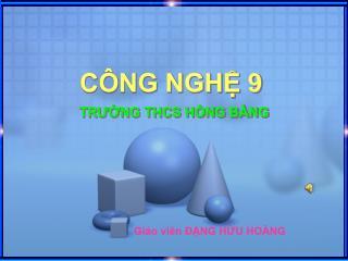 C NG NGH 9