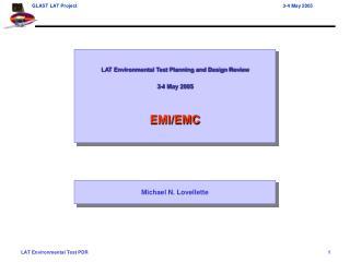LAT EMI Test
