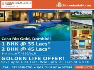 Lodha Casa Rio Gold