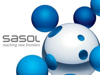 SASOL IS A GLOBAL ENTERPRISE