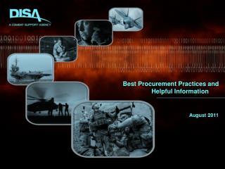 Best Procurement Practices and Helpful Information