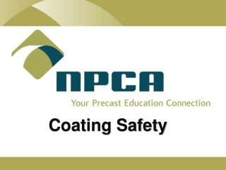 Coating Safety