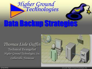 Data Backup Strategies