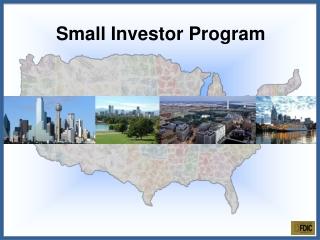 INVESTORS PRESENTATION 2012