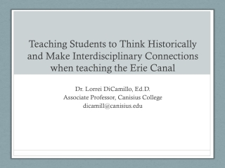 Disciplinary Literacy in the Social Studies Core Curriculum: Tools, Routines and Social Practices to Support Teaching an