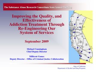 The Substance Abuse Research Consortium Semi Annual Meeting